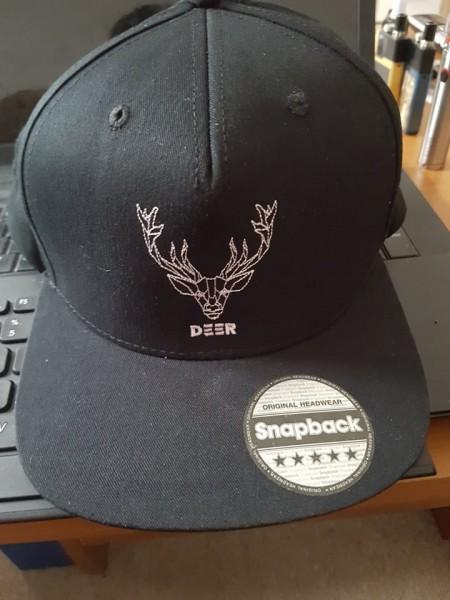 "Vapestreet ""Deer"" Basecap Snapback"