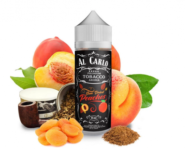 AL Carlo - Sun Dried Peaches Longfill Aroma 15 ml