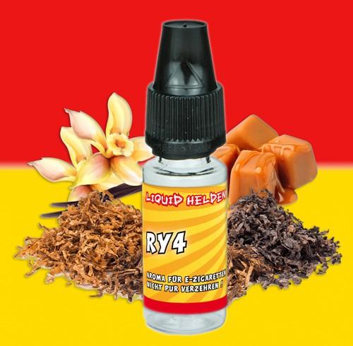 Liquid Helden Aroma RY4 10 ml