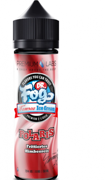 Dr. Fog Famous Ice Cream - Polaris Liquid 50 ml