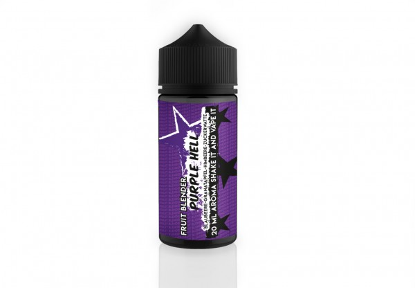 Vapehansa Fruit Blender Purple Hell Aroma 20 ml