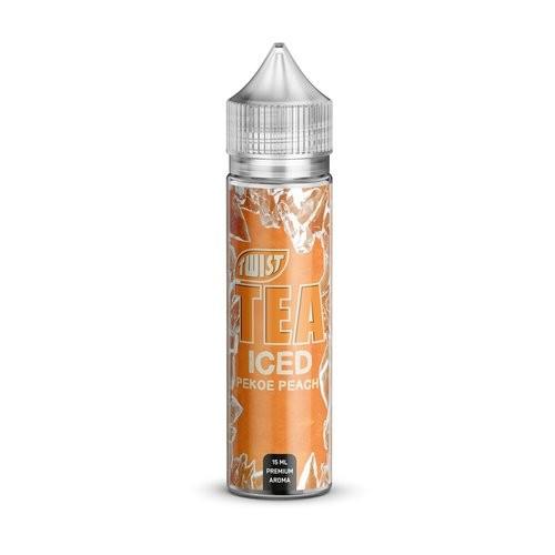 PGVG Labs - Twist Tea - Pekoe Peach ICE Longfill Aroma 15 ml