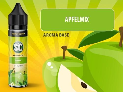 SC VAPE BASE APFELMIX 50 ml