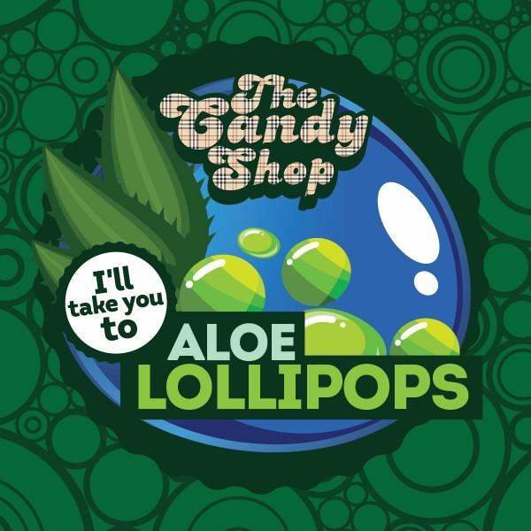 Big Mouth Aloe Lollipops Aroma 10 ml