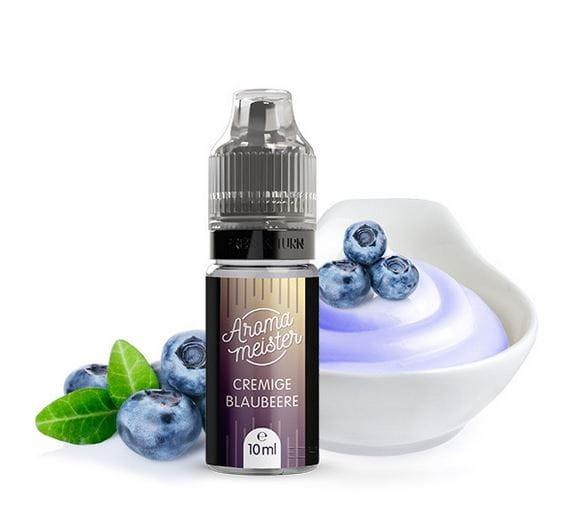 AROMAMEISTER Aroma - Cremige Blaubeere 10 ml