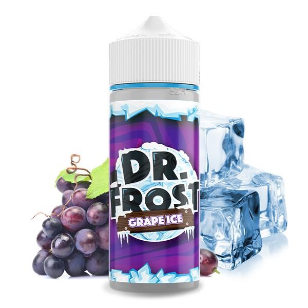 Dr. Frost Liquid - Grape Ice 100 ml ohne Nikotin