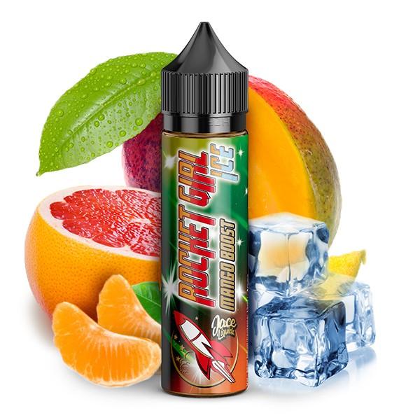 Rocket Girl by Jace Liquids - Mango Boost on Ice Longfill Aroma 15 ml