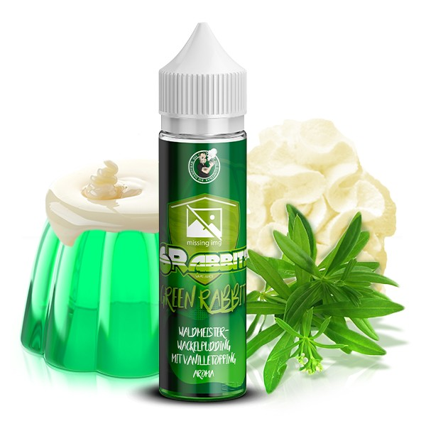6 Rabbits - Green Rabbit Longfill Aroma 10 ml