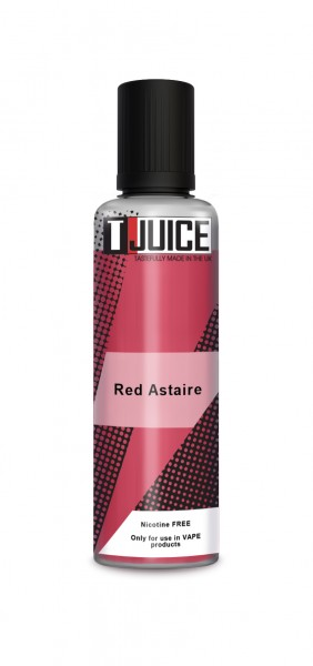 T-Juice Liquid Red Astaire ShortFill